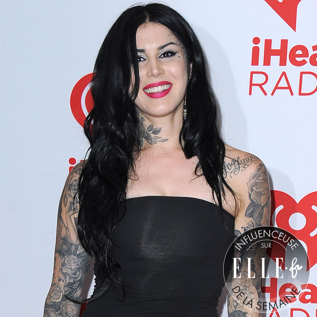 Kat von d dating in Australia