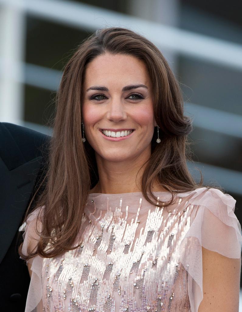 Coupe de cheveux Kate Middleton - Les plus belles coiffures de ...