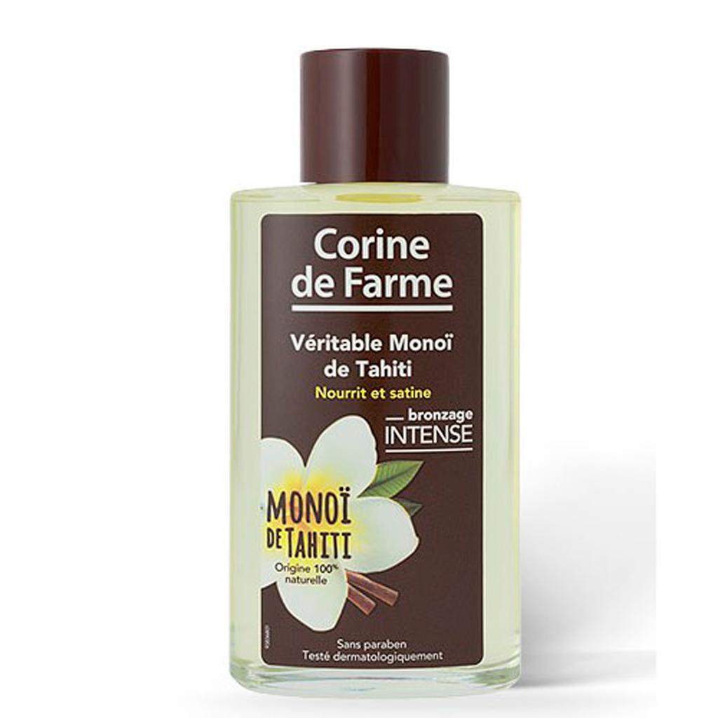 mono de tahiti corine de farme 10 huiles de mono pour sublimer vos cheveux elle. Black Bedroom Furniture Sets. Home Design Ideas