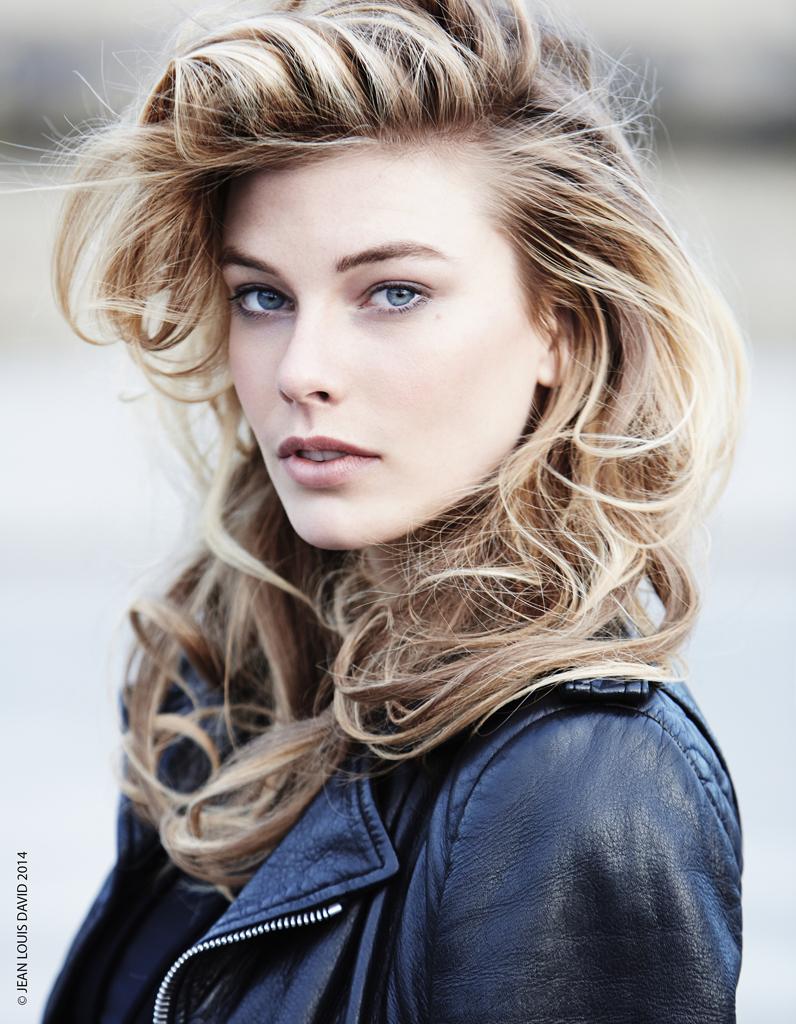 le blond cendr de jean louis david coiffures de saison nos id es pour s 39 inspirer elle. Black Bedroom Furniture Sets. Home Design Ideas