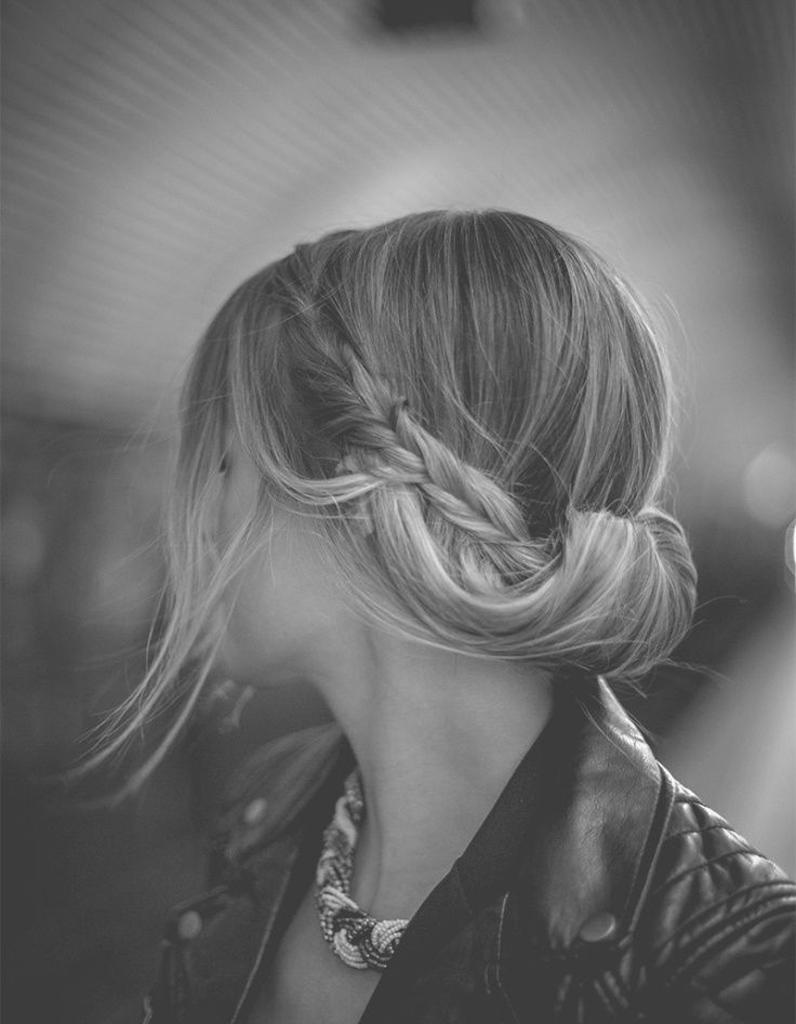 Le headband naturel - 20 coiffures u00e0 faire entre deux shampoings - Elle