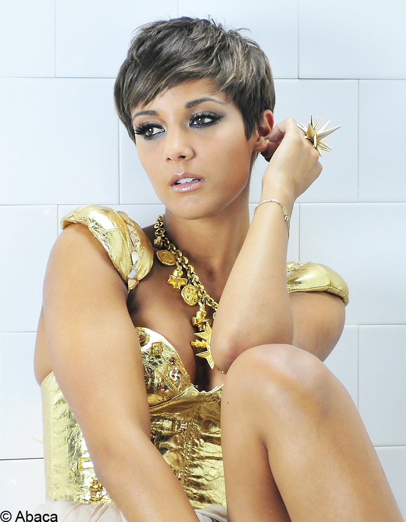 La coupe tomboy de frankie sandford ces stars qui ont for Coupe de cheveux court de star