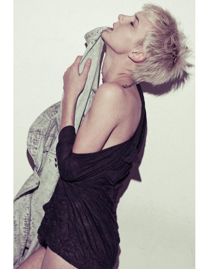 Coiffure courte pour femme hiver 2015 les plus belles coupes courtes de pinterest elle - Coiffure coupe courte femme ...