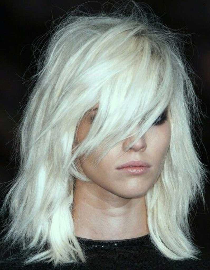 Coiffure cheveux fins visage long - 30 coiffures pour les cheveux ...