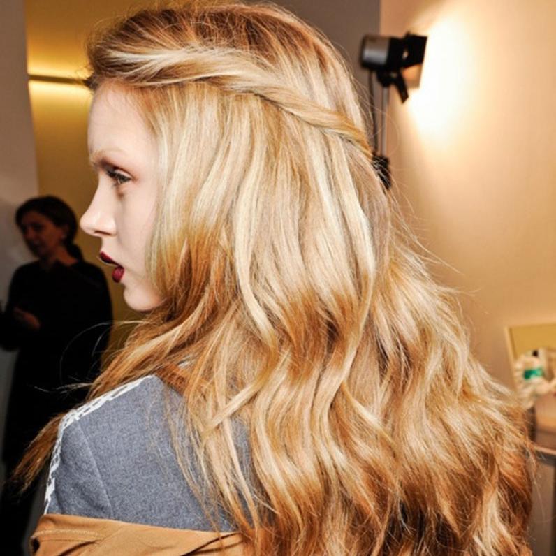cheveux wavy les 30 plus belles coiffures wavy sur pinterest elle. Black Bedroom Furniture Sets. Home Design Ideas