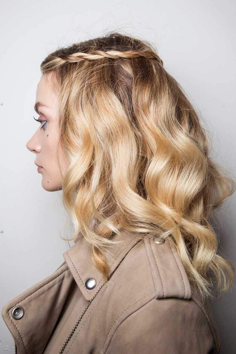 Chignon Coiffé Décoiffé Facile intérieur des idées de coiffures faciles - elle
