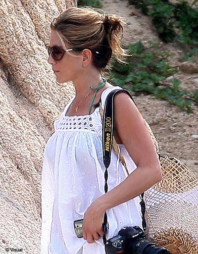 Jennifer aniston les coiffures de plage des stars elle - Coiffure jennifer aniston ...