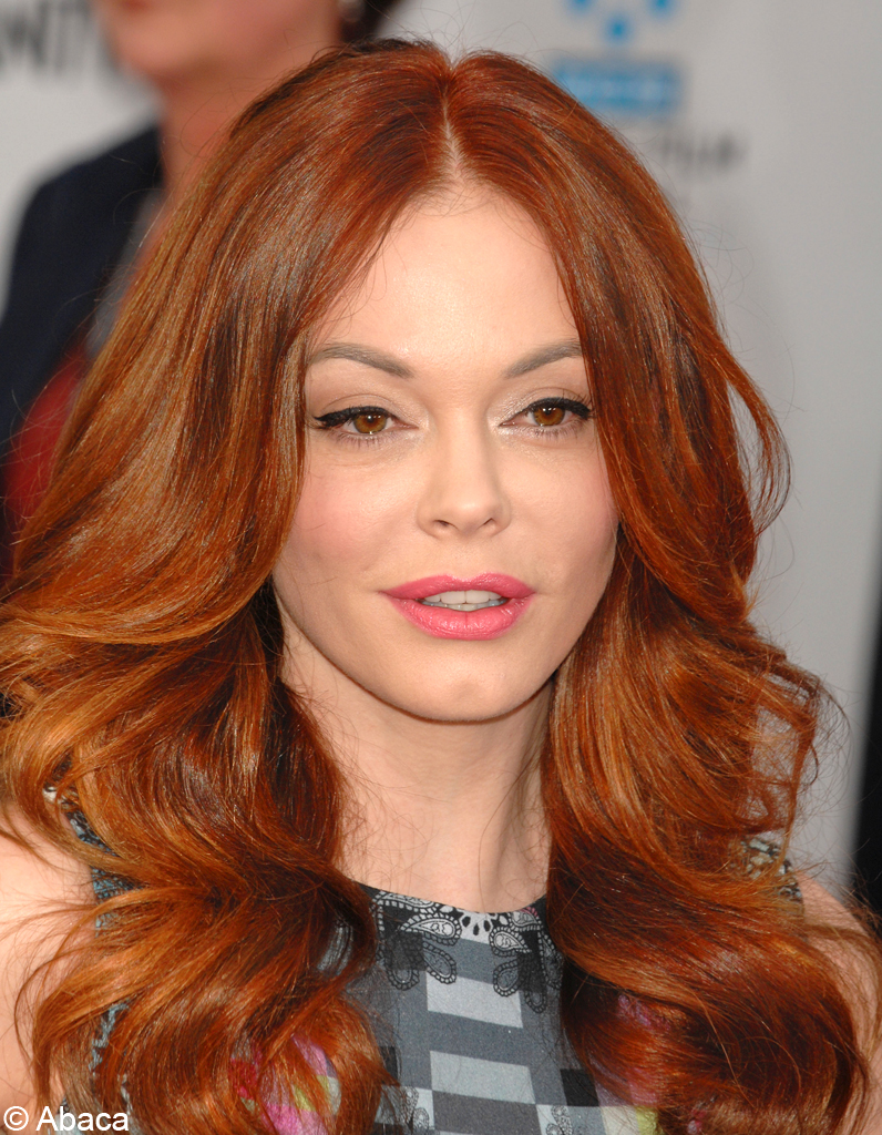 Rose McGowan - Les plus belles rousses du tapis rouge - Elle Scarlett Johansson Hair