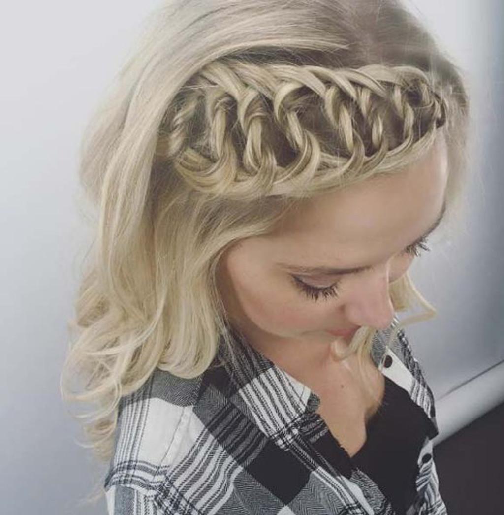 Tresse originale : nos plus belles ides de tresses - Cute Girls Hairstyles Instagram