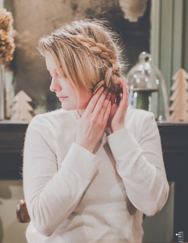 Bien-aimé Tuto coiffure : la tresse bohême - Elle FH64