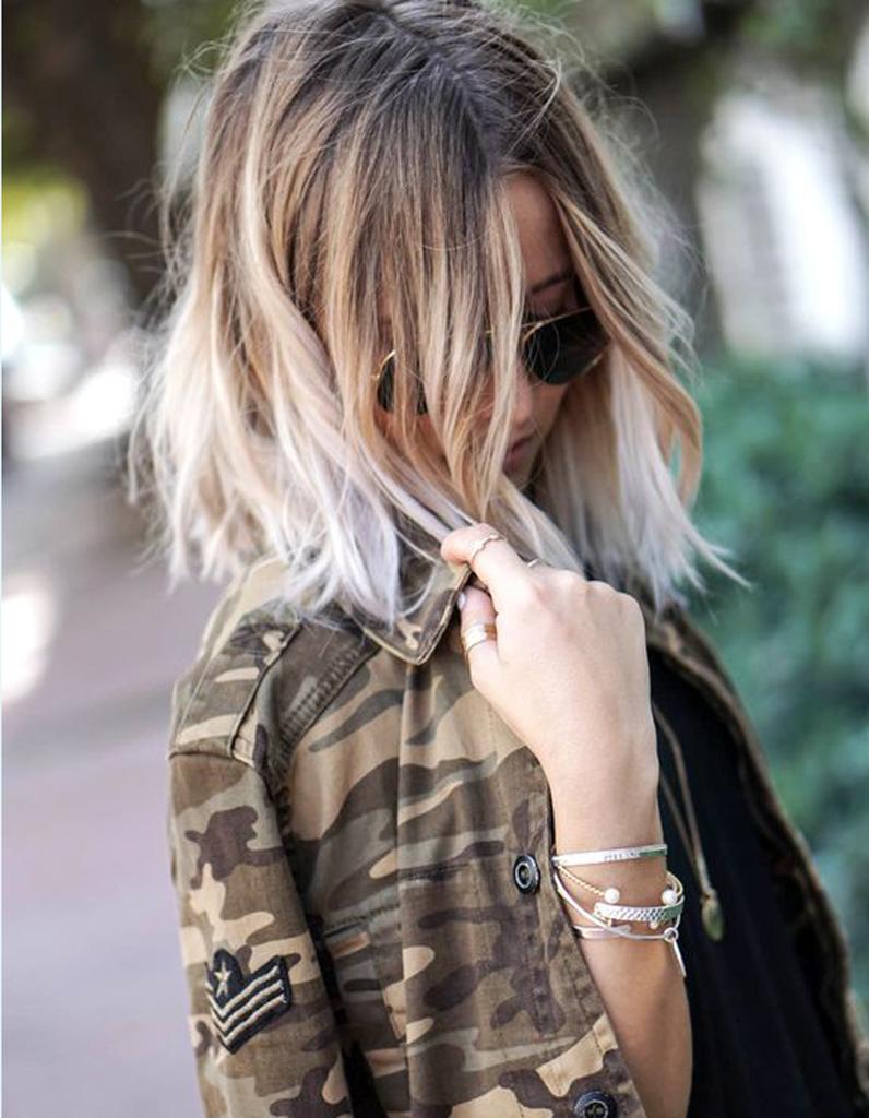 Préféré Ombr Hair Chatain Clair. Simple The Best Light Brown Ombre Hair  IY22