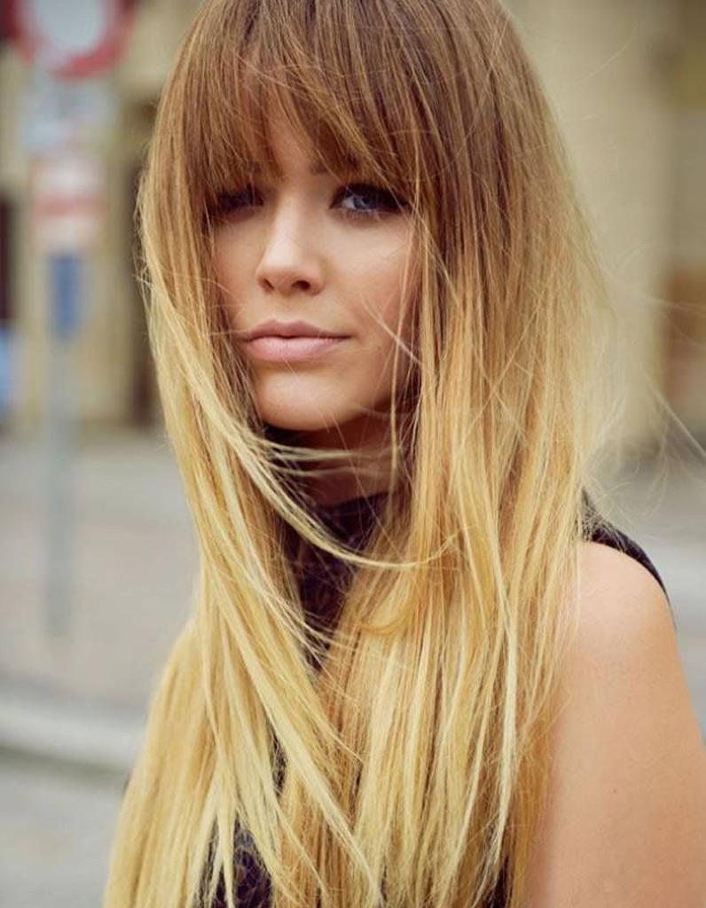 coupe cheveux long 2016 femme