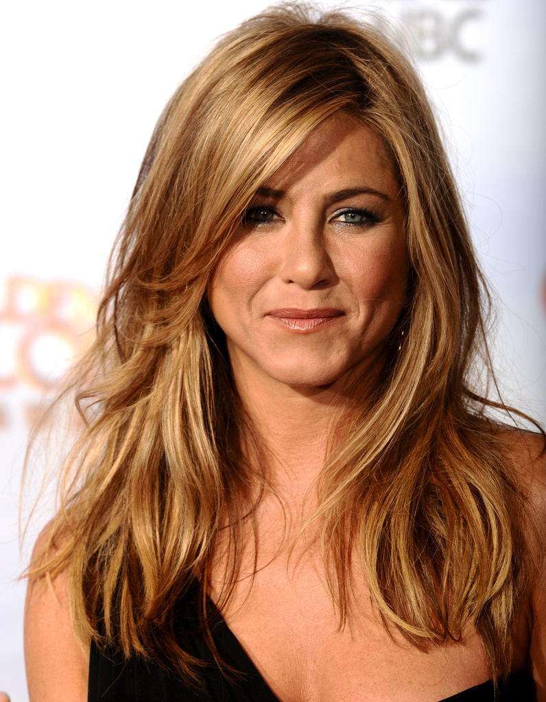 Coupe De Cheveux De Jennifer Aniston