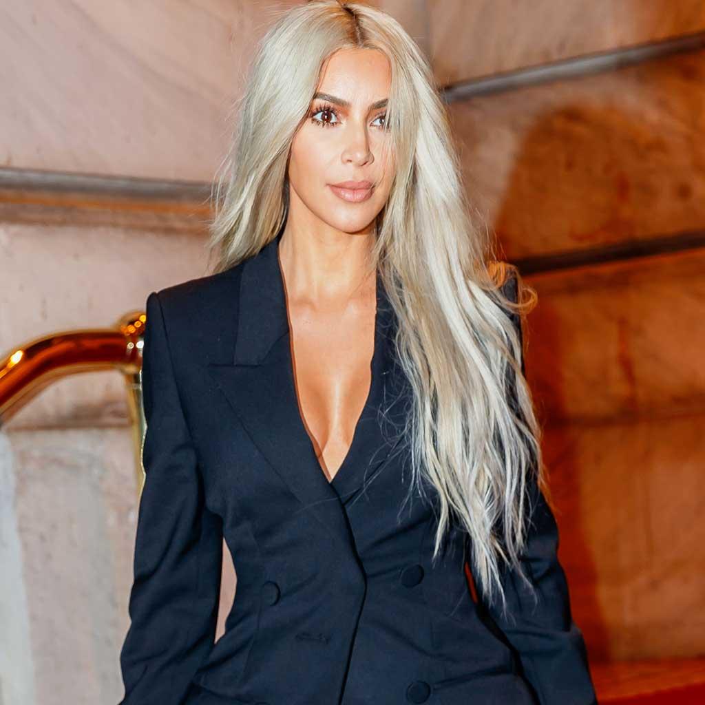 Le Temps Pass 233 Par Kim Kardashian Pour Obtenir Sa