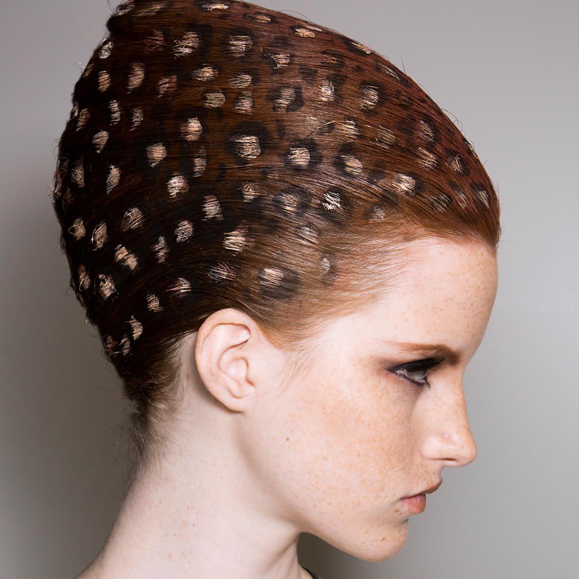 Αποτέλεσμα εικόνας για hair stenciling