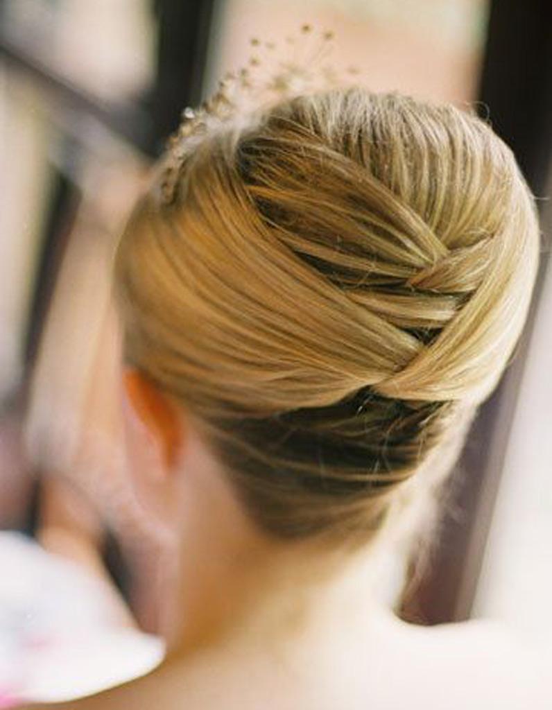 Coiffure mari e moderne les plus jolies coiffures de mari e pour s inspirer elle - Les plus belle coiffure de mariage ...