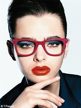 elle beaut maquillage lunettes elle. Black Bedroom Furniture Sets. Home Design Ideas