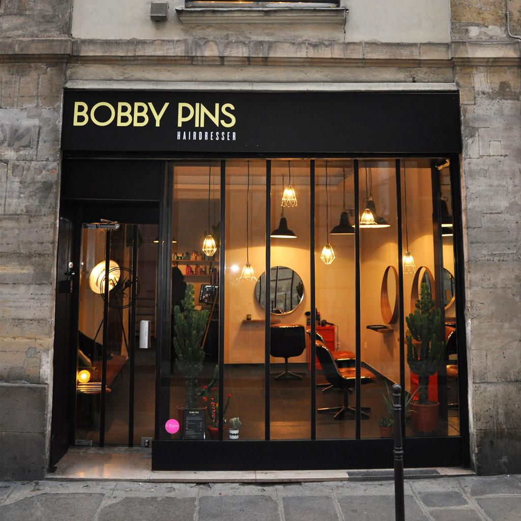 Salon bobby pins c est du joli toutes les envies for Bobby pin salon