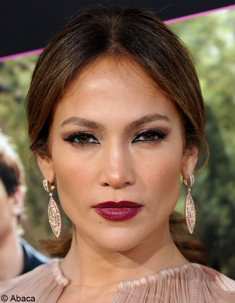 maquillage yeux jlo