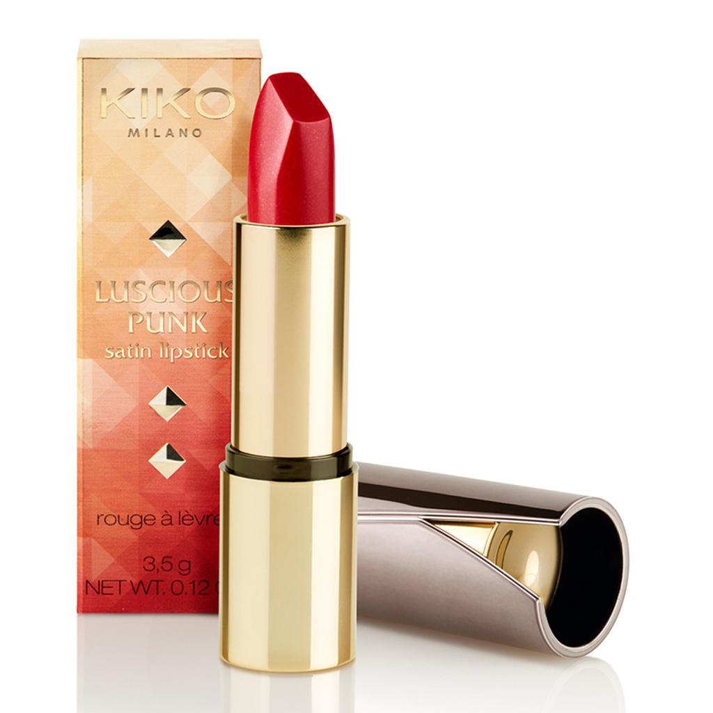 Fabuleux Rouge à lèvres ultra-brillant, Kiko - 40 rouges à lèvres de saison  JU25