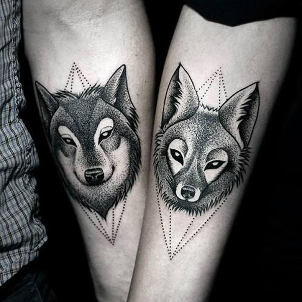 Tatouage couple original