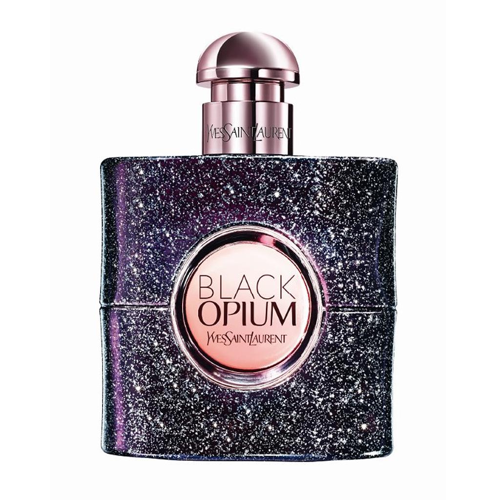 black opium nuit blanche la nouvelle eau de parfum d yves saint laurent elle. Black Bedroom Furniture Sets. Home Design Ideas