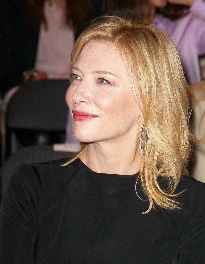 Cate Blanchett Chirurgie