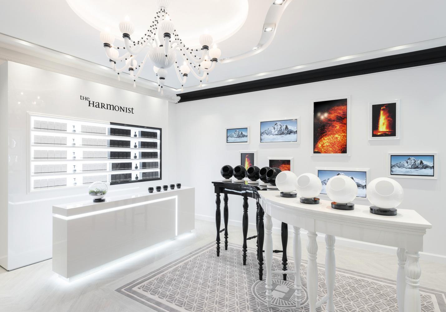 ellebeautyspot la boutique feng shui du parfumeur haut de gamme the harmonist elle. Black Bedroom Furniture Sets. Home Design Ideas
