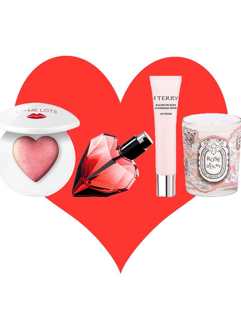 Notre s lection de cadeaux beaut pour la saint valentin - Coiffure soiree decouvrez nos idees pour la saint valentin ...