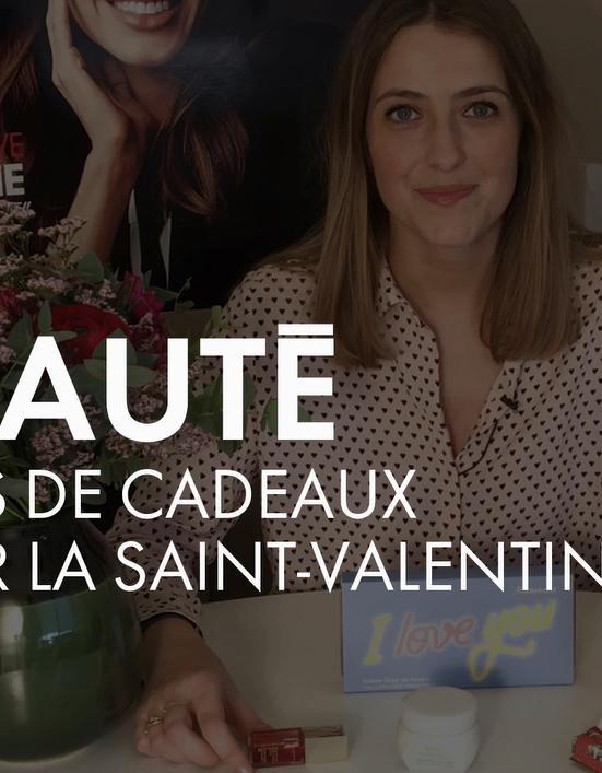 Notre s lection d 39 id es cadeaux de beaut pour la saint - Idees pour la saint valentin ...