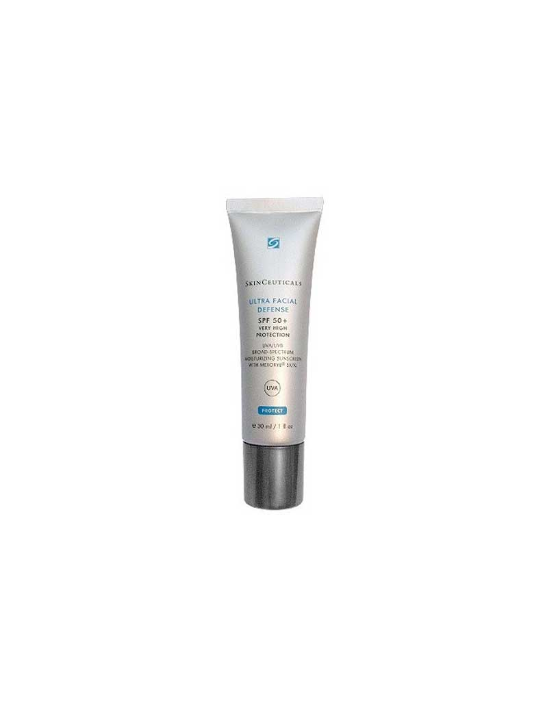 ultra facial defense spf 50 skinceuticals 25 38 30 ml la cr me de jour avec protection. Black Bedroom Furniture Sets. Home Design Ideas