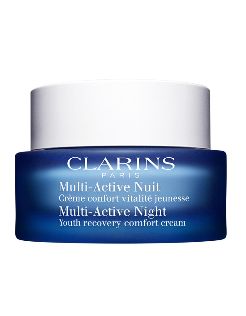 clarins multi active nuit creme legere