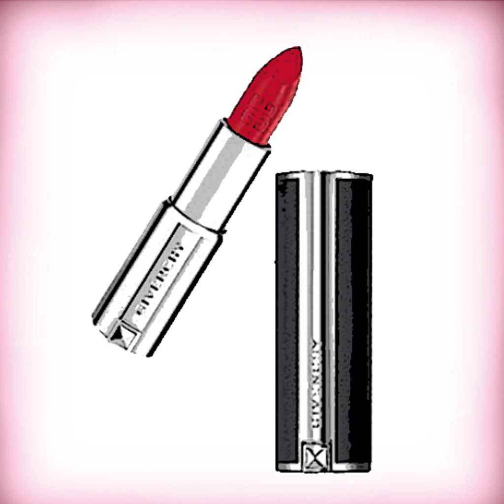 Maquillage le meilleur rouge l vres les meilleurs for Givenchy rouge miroir