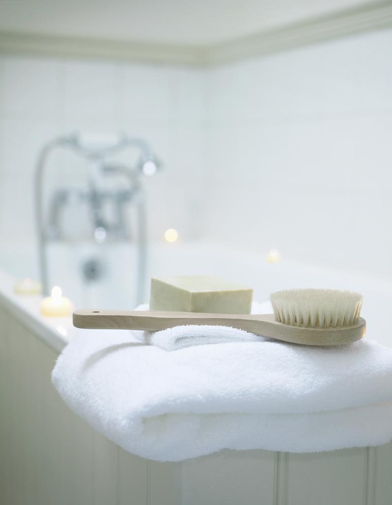 Je transforme ma salle de bains en spa elle - Salle de bain spa ...