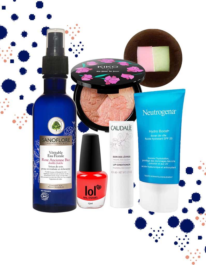 Produits de beauté pas chers : 30 produits de beauté pas