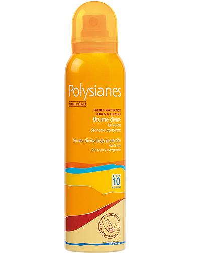 Beaute soin protection soleil creme solaire nouveau brume divine spf10 solaires l ombre des - Creme anti coup de soleil ...