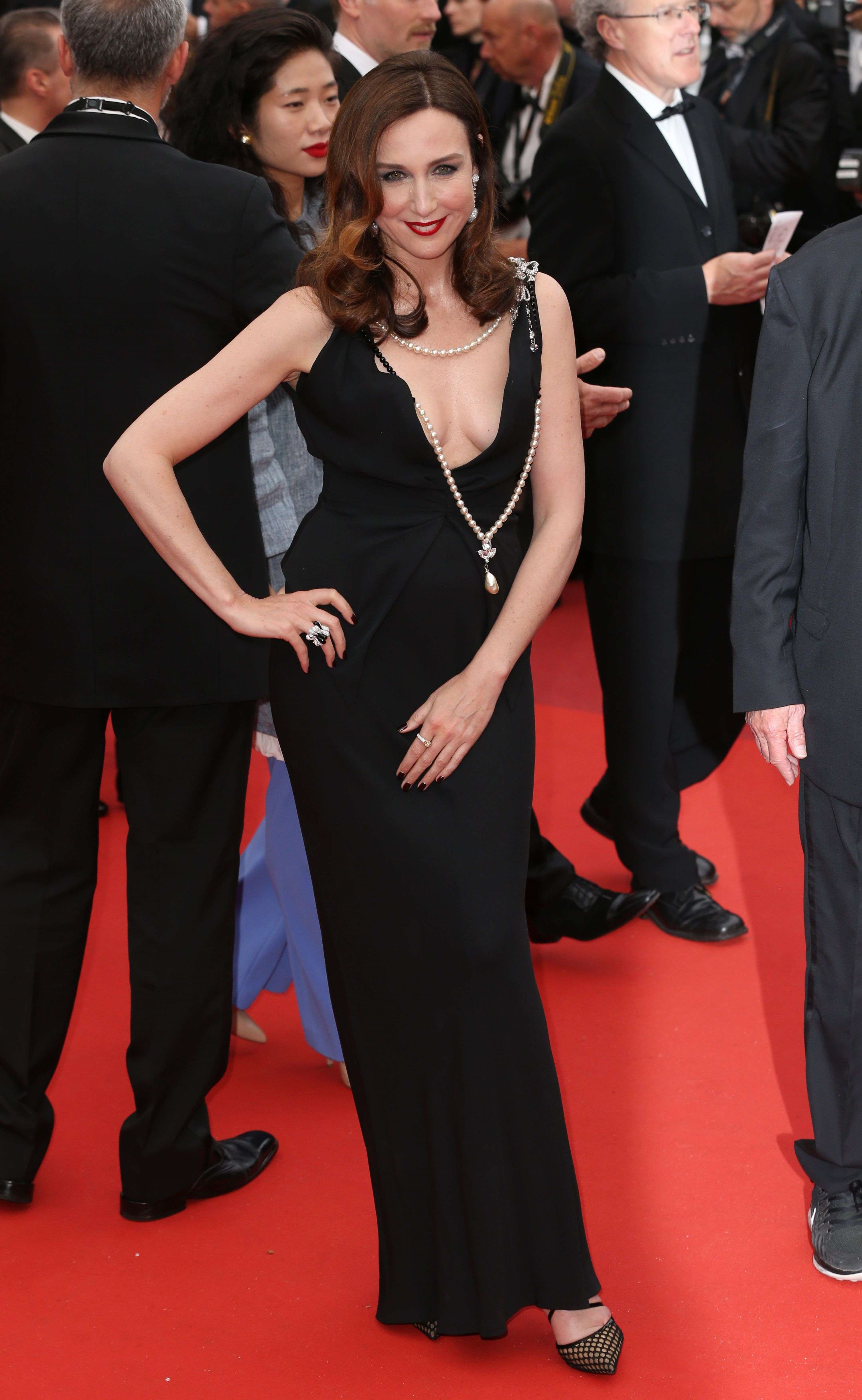 Elsa Zylberstein Cannes 2016 Blake Lively Affiche Sa