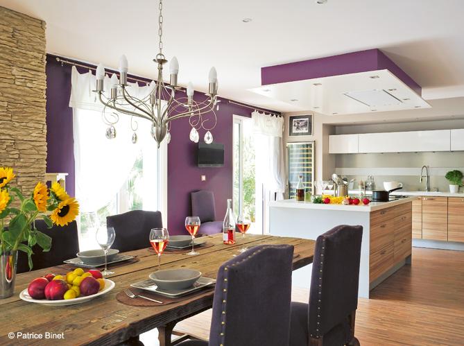 10 cuisines pour recevoir elle d coration - Decoration cuisine ...