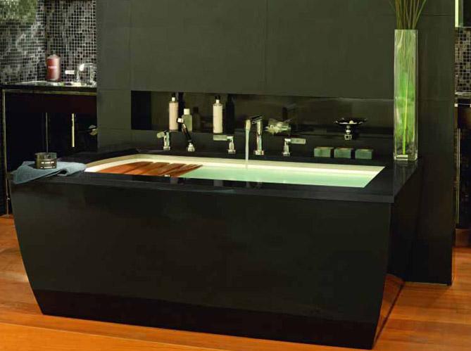 baignoires les derniers mod les o buller elle d coration. Black Bedroom Furniture Sets. Home Design Ideas