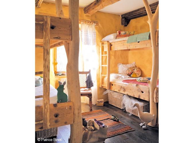 Chambre d 39 enfants chacun son style d co elle d coration - Hygrometrie dans une chambre ...