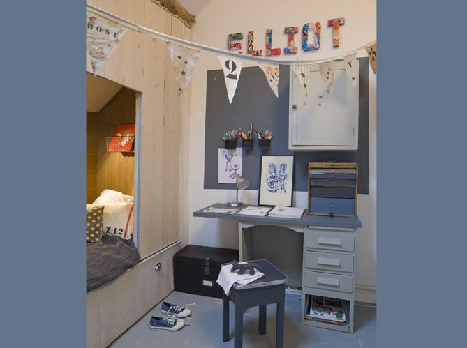 chambres d 39 enfants plein d 39 id es d co elle d coration. Black Bedroom Furniture Sets. Home Design Ideas