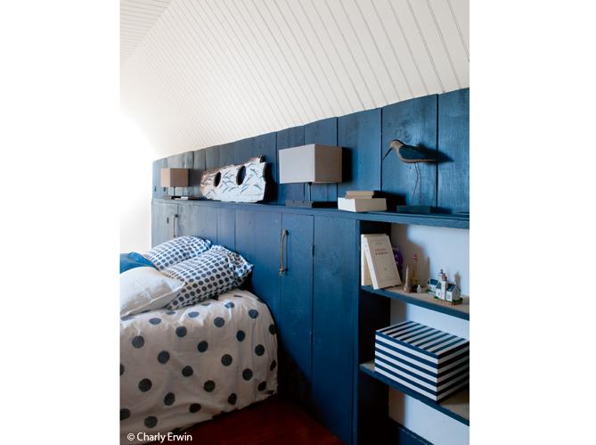 D co bord de mer une maison bretonne comme on aime - Deco chambre bord de mer ...