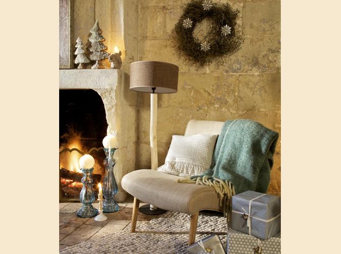 d co de no l 4 ambiance f eriques elle d coration. Black Bedroom Furniture Sets. Home Design Ideas