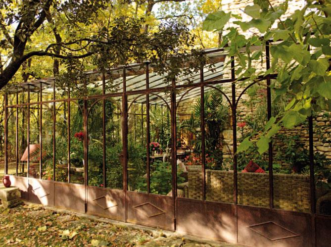 jardins d 39 hiver oasis de charme elle d coration. Black Bedroom Furniture Sets. Home Design Ideas