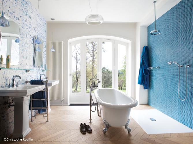 tendance les salles de bains l 39 ancienne elle d coration