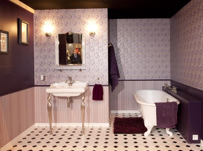 Salles de bains : les tendances 2010 - Elle Décoration