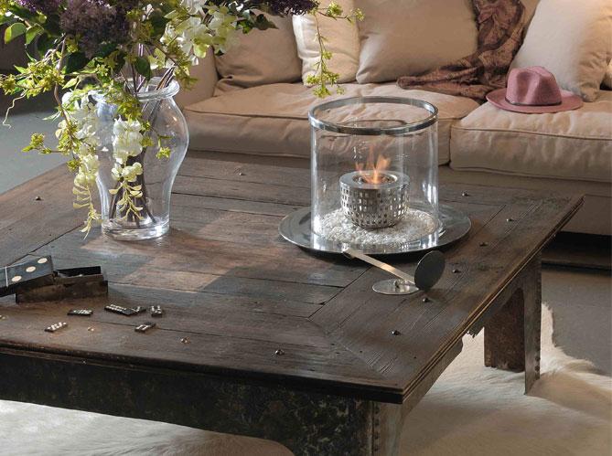 Table Basse Transparente Roche Bobois ~ Tables Basses En Vedette  Elle D?coration