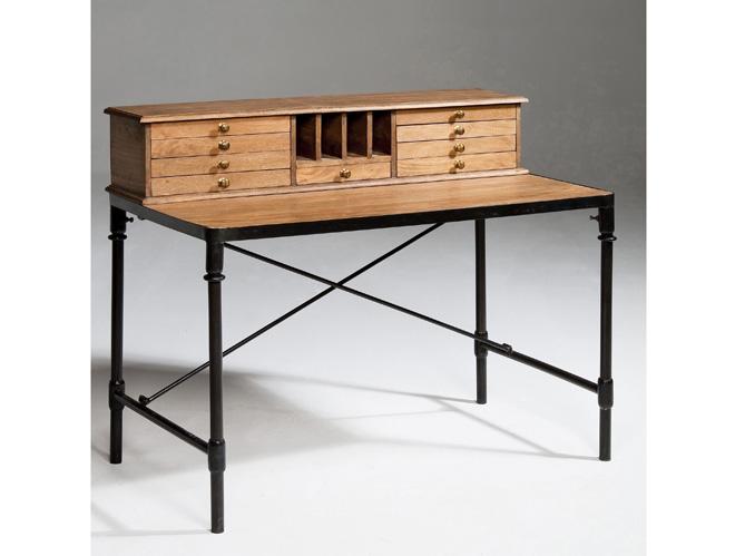 Un beau meuble comme cadeau de no l elle d coration for Console de bureau