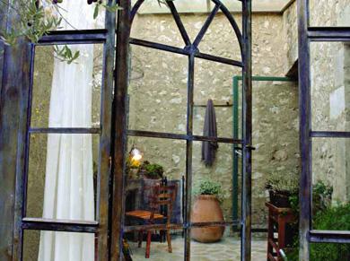 V randa une pi ce en plus elle d coration - Moderne entree veranda ...
