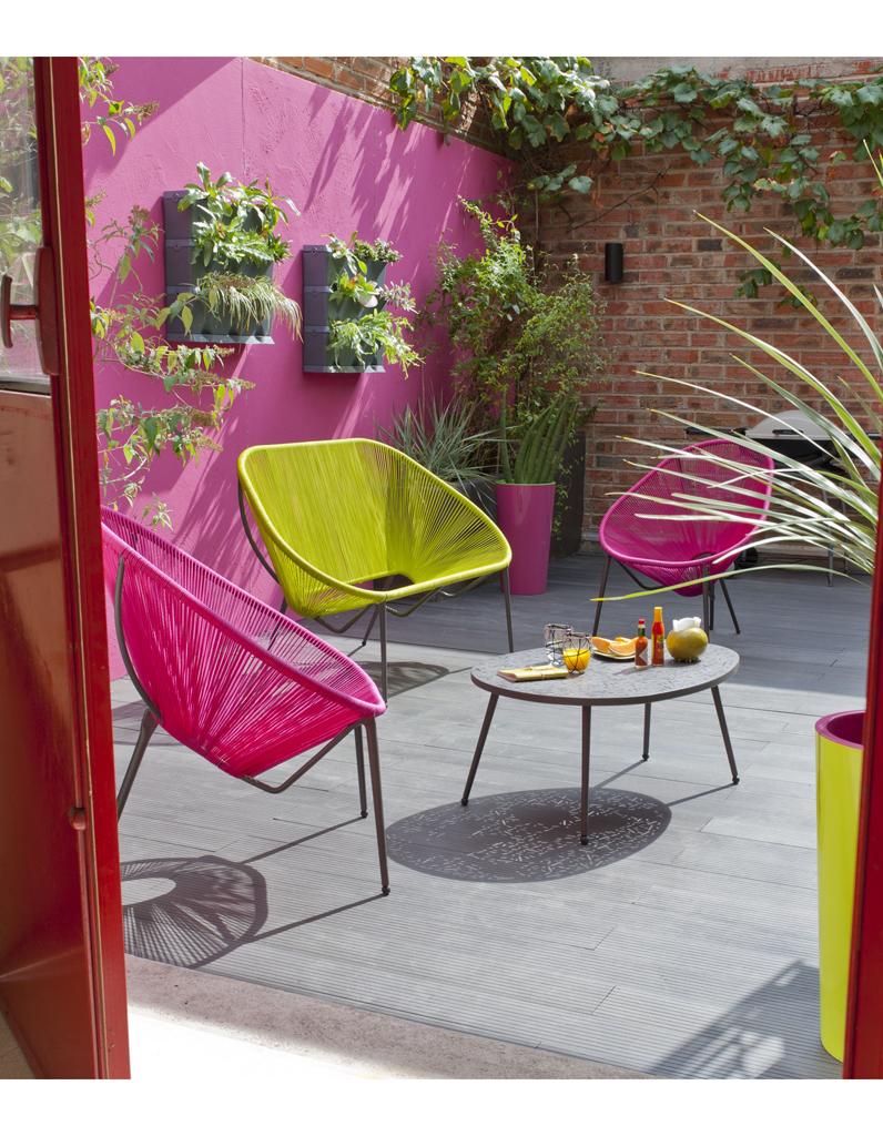 D co jardin 2013 toutes nos id es elle d coration - Castorama decoration jardin boulogne billancourt ...